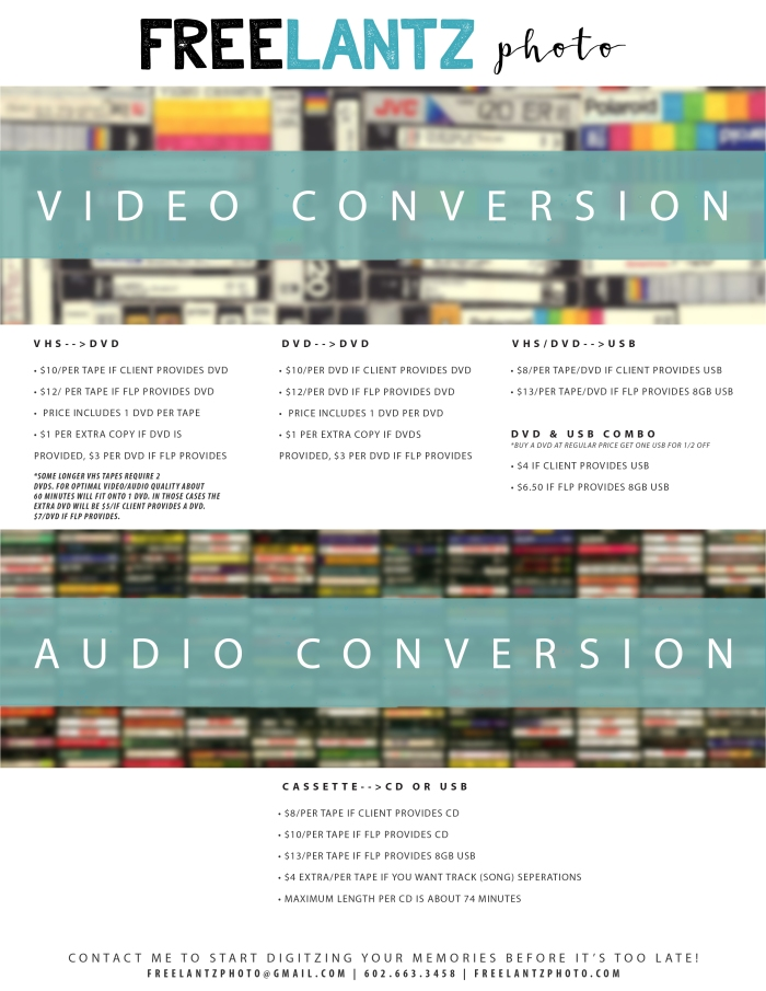 FLP CONVERSION PRICE GUIDE